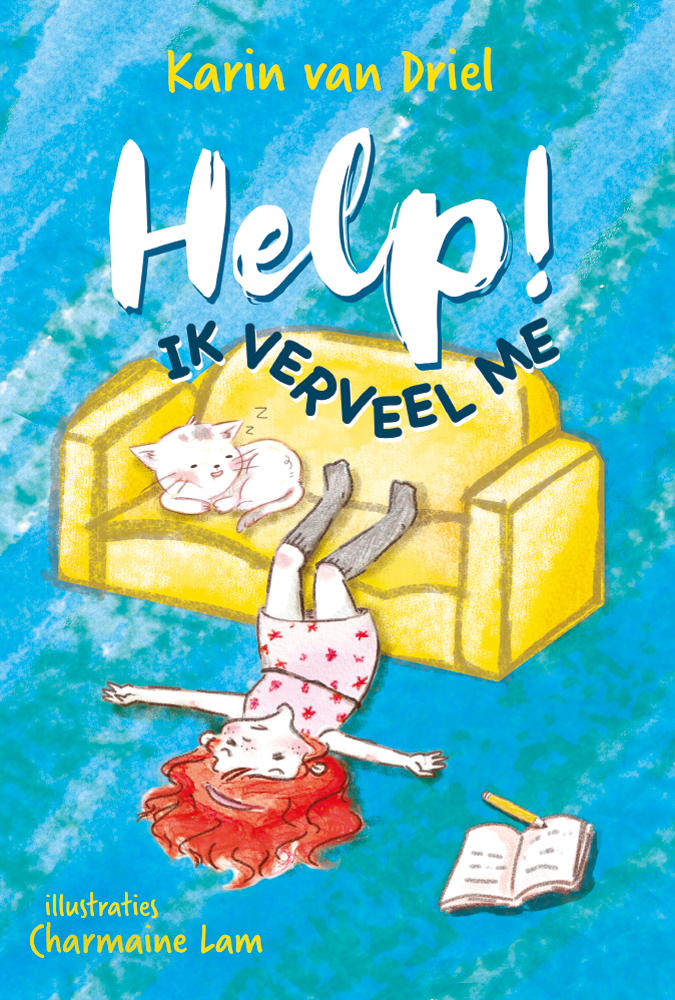 Kinderboek - Help! Ik verveel me